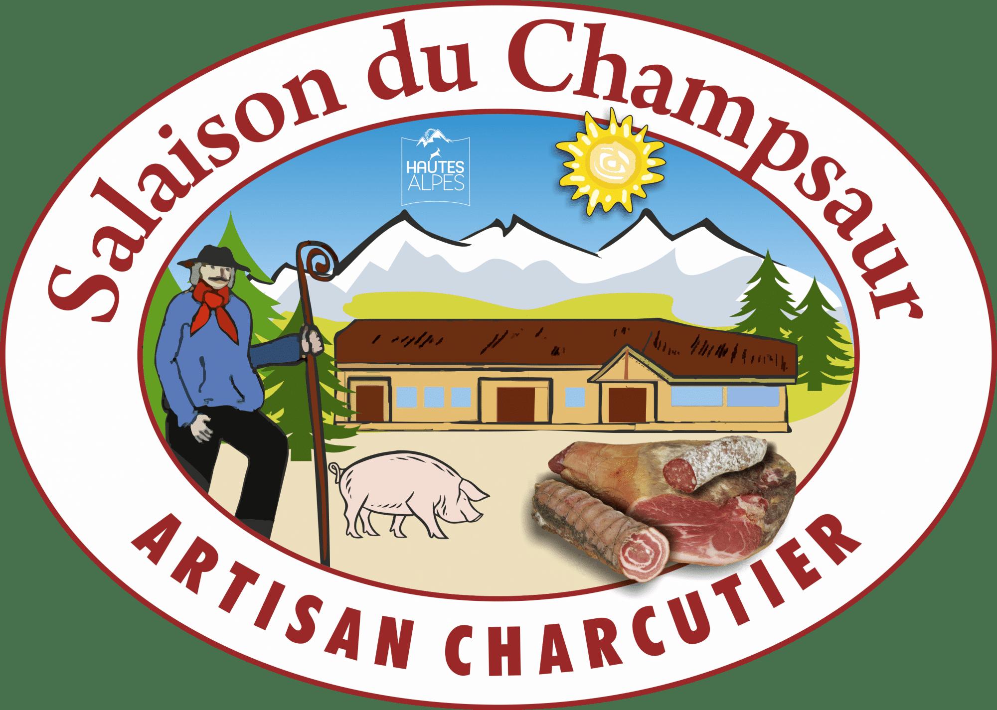 Salaison du Champsaur Logo