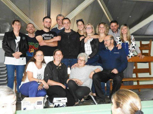 Equipe Salaison du Champsaur Saint Laurent du Cros Hautes Alpes Charcuterie Artisanale en ligne