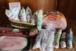 Produits Salaison du Champsaur Saint Laurent du Cros Hautes Alpes Charcuterie Artisanale en ligne