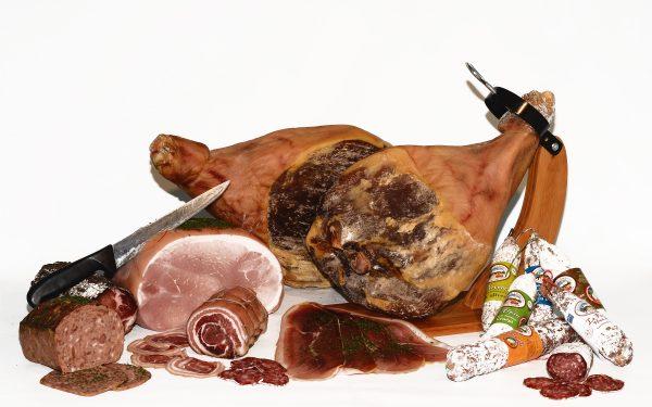 Présentation produits Salaison du Champsaur Saint Laurent du Cros Hautes Alpes Charcuterie Artisanale en ligne