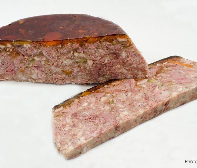Fromage de tête Salaison du Champsaur Saint Laurent du Cros Hautes Alpes Charcuterie Artisanale en ligne