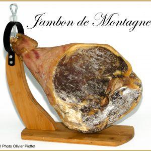 Jambon cru Salaison du Champsaur Saint Laurent du Cros Hautes Alpes Charcuterie Artisanale en ligne