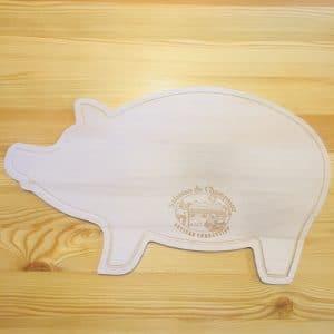 planche cochon 300x300 - Planche à découper Cochon