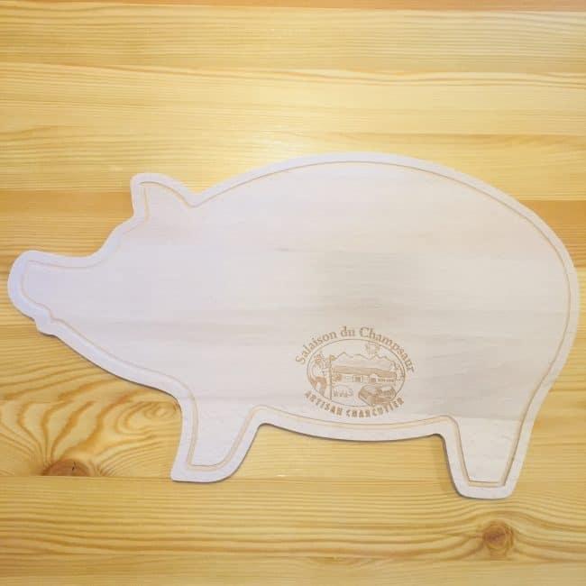 planche cochon 650x650 - Planche à découper Cochon